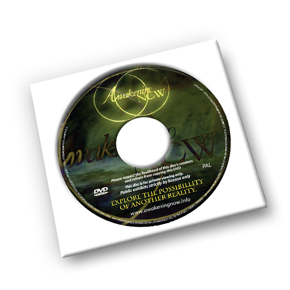 Awakening NOW (DVD-ENVIRO-PACKAGING) - PAL